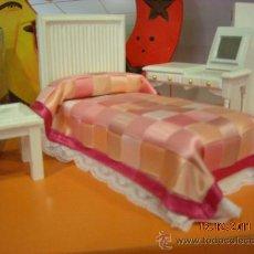 Casas de Muñecas: DORMITORIO INFANTIL ESCALA 1/12. Lote 29721240