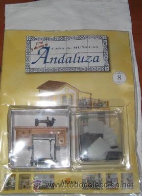 Crea y decora tu casa de mu ecas andaluza n 8 comprar for Decora tu casa online