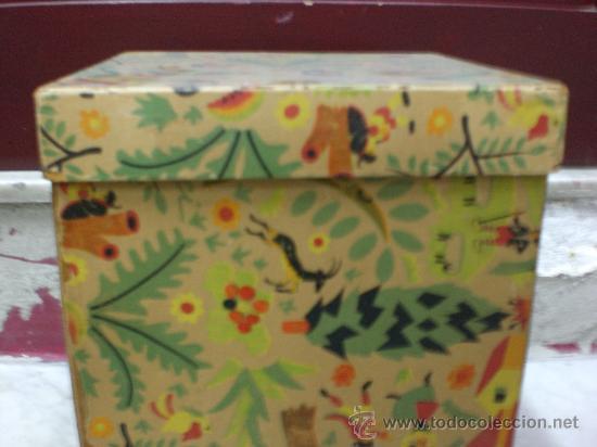 Casas de Muñecas: caja de lenci - Foto 2 - 222286793