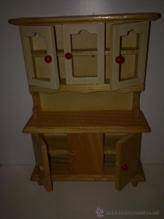 armario comedor - Comprar Casas de Muñecas, mobiliarios y ...