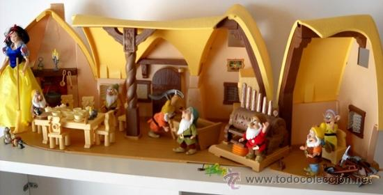 Casa simba blancanieves y los siete enanitos s comprar - Casa de blancanieves y los 7 enanitos simba ...