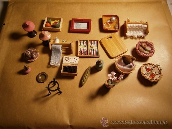 20 accesorios casa de mu ecas comprar casas de mu ecas - Accesorios para casa de munecas ...