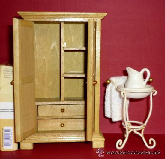 Armario y accesorios para casa de mu ecas en ma comprar casas de mu ecas mobiliarios y - Accesorios para casa ...