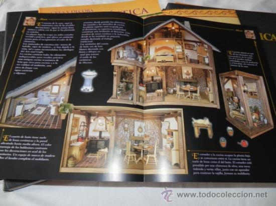 Crea y decora tu casa rustica de mu ecas los comprar for Decora tu casa online