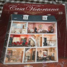 Casas de Muñecas: FASCICULOS CASA VICTORIANA DE ALTAYA. Lote 37921351