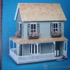 Casas de Muñecas: CASA DE MUÑECAS NUEVA 1.12 PARA MONTAR. Lote 39026085