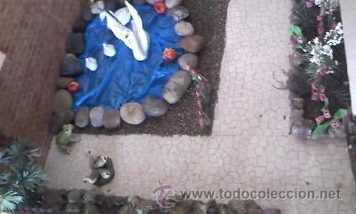 Casas de Muñecas: Espectacular casa de muñecas,completa no le falta detalle,con luces funcionando. Años 70. Ver fotos - Foto 7 - 39779710