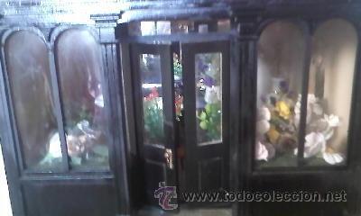 Casas de Muñecas: Espectacular casa de muñecas,completa no le falta detalle,con luces funcionando. Años 70. Ver fotos - Foto 12 - 39779710