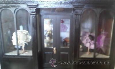 Casas de Muñecas: Espectacular casa de muñecas,completa no le falta detalle,con luces funcionando. Años 70. Ver fotos - Foto 13 - 39779710