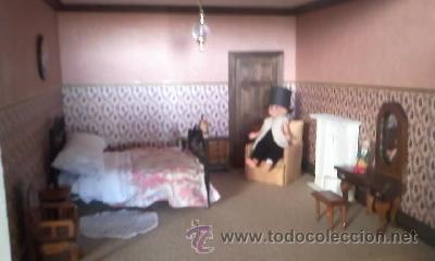 Casas de Muñecas: Espectacular casa de muñecas,completa no le falta detalle,con luces funcionando. Años 70. Ver fotos - Foto 20 - 39779710