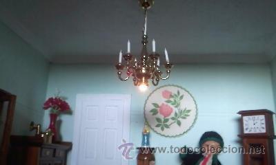 Casas de Muñecas: Espectacular casa de muñecas,completa no le falta detalle,con luces funcionando. Años 70. Ver fotos - Foto 36 - 39779710
