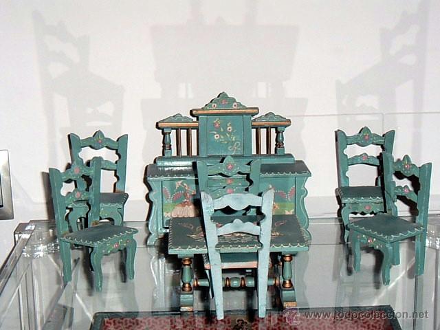 mobiliario de comedor sevillano artístico (de é - Comprar Casas de ...