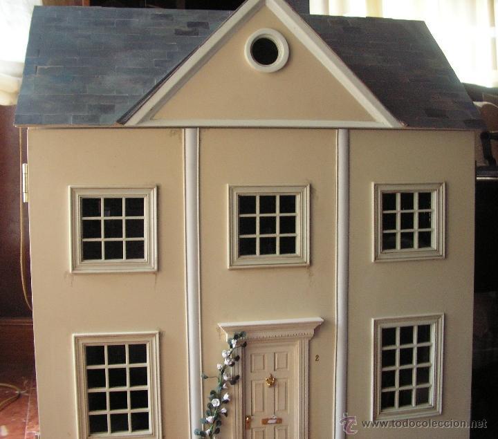 Casa de mu ecas colonial 60cmx65cm altox38cm de comprar casas de mu ecas mobiliarios y - Casa de munecas you and me ...
