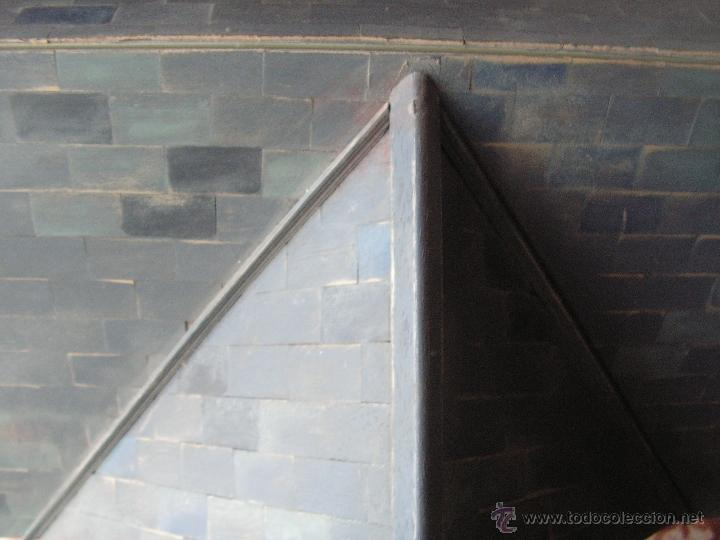 Casas de Muñecas: Casa de muñecas colonial 60cmx65cm altox38cm de fondo con muebles - Foto 12 - 42905158