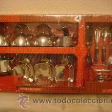 Casas de Muñecas: JUEGO MY LITTLE CHEF ,CONTIEN 26 PIEZAS,ES NUEVO . Lote 45098454
