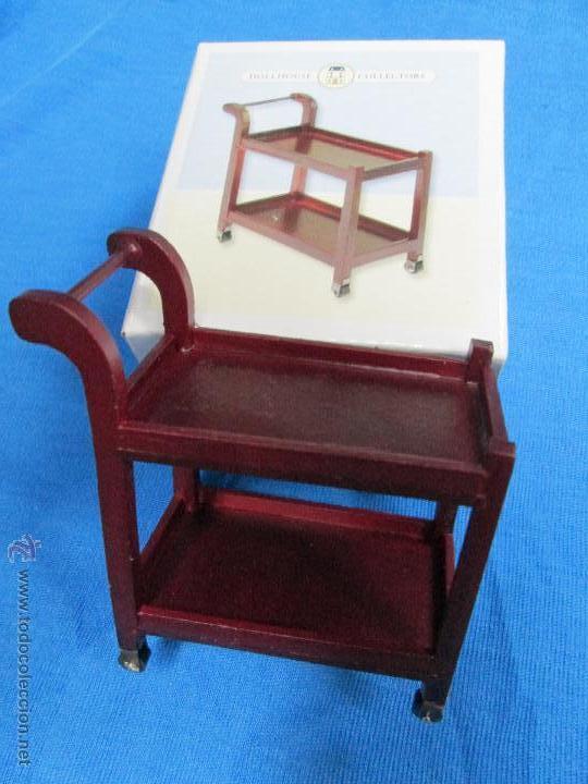 Mueble Camarera Victoriana De Casa De Mu U00f1ecas O