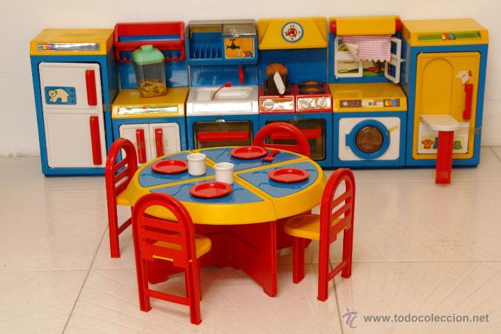 Cocinita molto comprar casas de mu ecas mobiliarios y for Cocinitas de juguete segunda mano