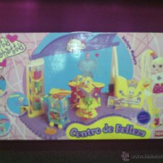 Casas de Muñecas: CENTRO DE BELLEZA BETTY SPAGHETTY.TOYLAND.. Lote 125893860
