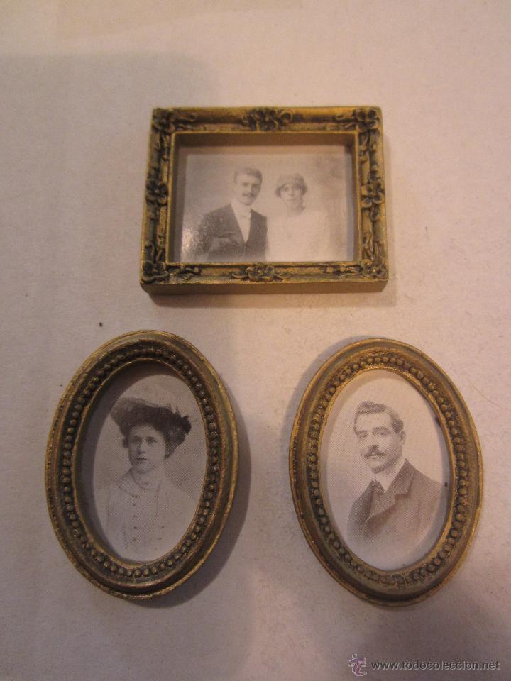 accesorio cuadros familiares crea y decora tu casa de muecas