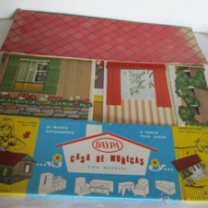 Casas de Muñecas: CASA DE MUÑECAS DE DAYPA, PLEGABLE. CC. Lote 46902454