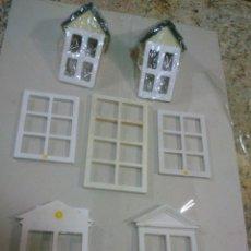 Casas de Muñecas: CREA Y DECORA TU CASA DE MUÑECAS / PLANETA DEAGOSTINI / CASA ESTRUCTURA COMPLETA . Lote 140187289