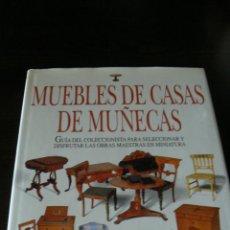 Casas de Muñecas: LIBRO DE CASAS DE MUÑECAS. Lote 47066369