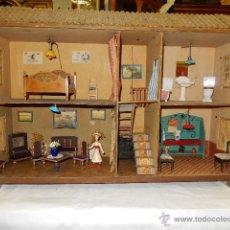 Casas de Muñecas: CASA DE MUÑECAS. SIGLO XX.. Lote 47496377