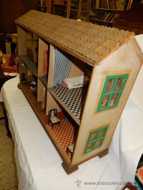 Casas de Muñecas: Casa de muñecas. Siglo XX. - Foto 3 - 47496377