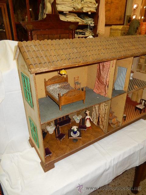 Casas de Muñecas: Casa de muñecas. Siglo XX. - Foto 4 - 47496377