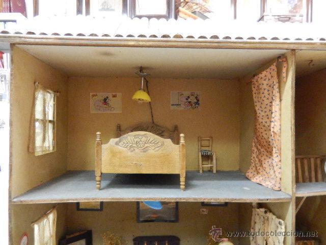 Casas de Muñecas: Casa de muñecas. Siglo XX. - Foto 5 - 47496377