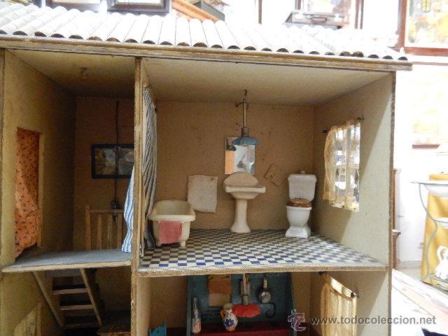 Casas de Muñecas: Casa de muñecas. Siglo XX. - Foto 6 - 47496377