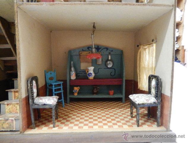 Casas de Muñecas: Casa de muñecas. Siglo XX. - Foto 8 - 47496377