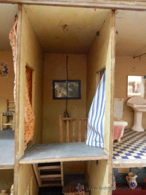 Casas de Muñecas: Casa de muñecas. Siglo XX. - Foto 9 - 47496377