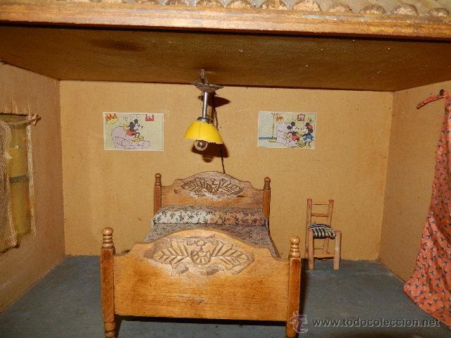 Casas de Muñecas: Casa de muñecas. Siglo XX. - Foto 10 - 47496377
