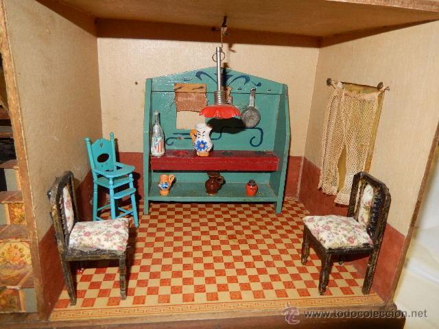 Casas de Muñecas: Casa de muñecas. Siglo XX. - Foto 11 - 47496377