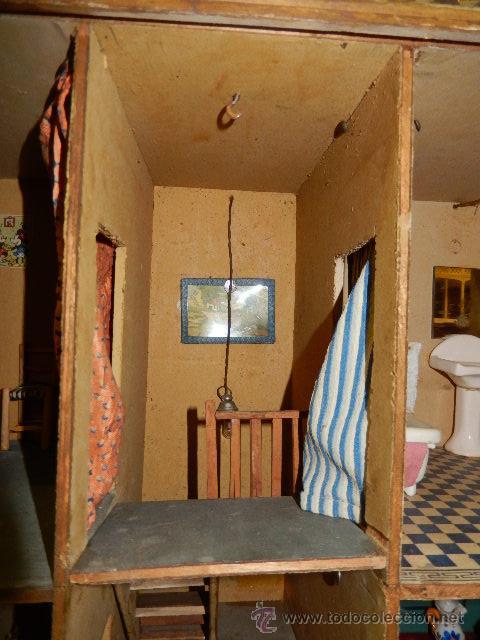 Casas de Muñecas: Casa de muñecas. Siglo XX. - Foto 13 - 47496377