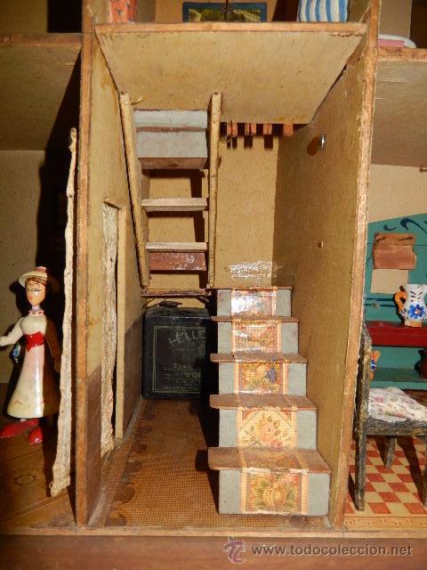 Casas de Muñecas: Casa de muñecas. Siglo XX. - Foto 14 - 47496377