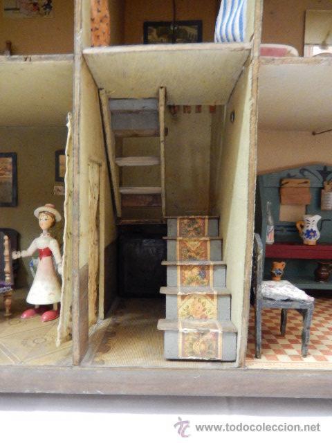 Casas de Muñecas: Casa de muñecas. Siglo XX. - Foto 15 - 47496377