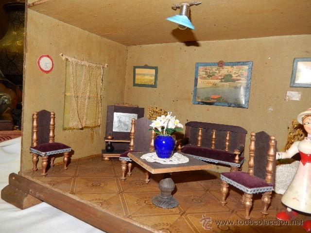 Casas de Muñecas: Casa de muñecas. Siglo XX. - Foto 17 - 47496377