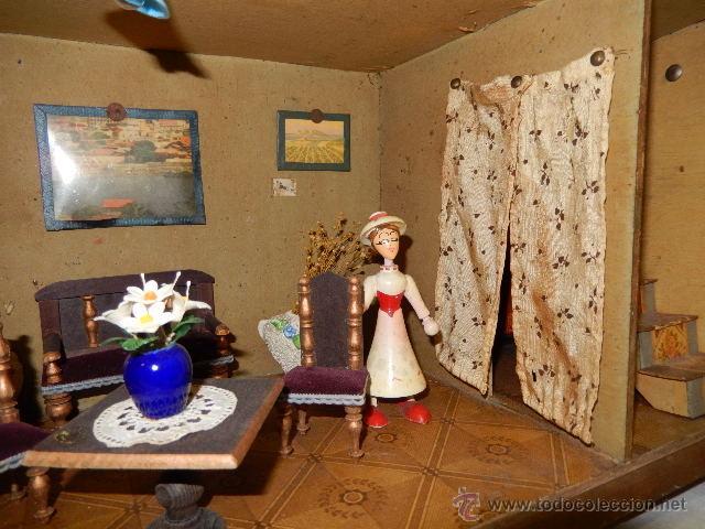Casas de Muñecas: Casa de muñecas. Siglo XX. - Foto 18 - 47496377