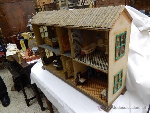 Casas de Muñecas: Casa de muñecas. Siglo XX. - Foto 19 - 47496377