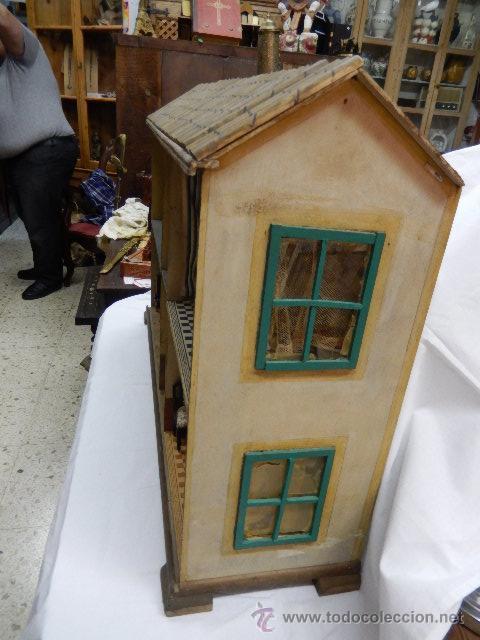 Casas de Muñecas: Casa de muñecas. Siglo XX. - Foto 22 - 47496377