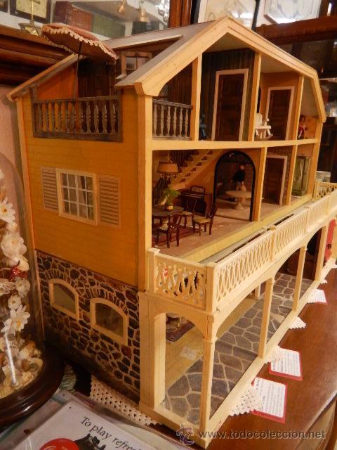 Casas de Muñecas: Casa de muñecas. Años 60. - Foto 2 - 47806965