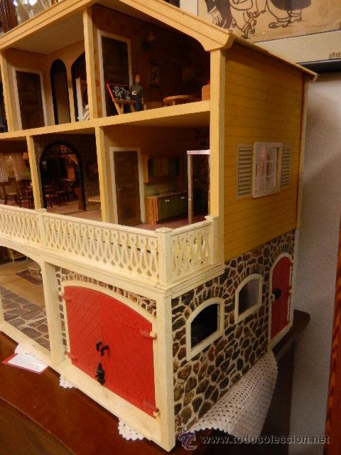 Casas de Muñecas: Casa de muñecas. Años 60. - Foto 3 - 47806965