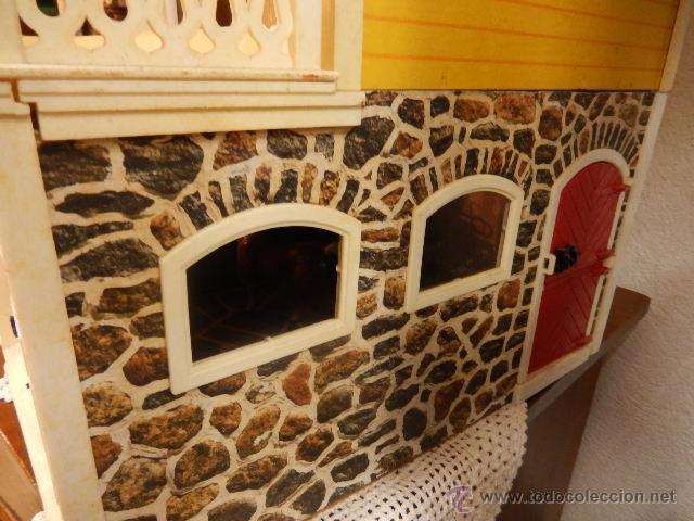 Casas de Muñecas: Casa de muñecas. Años 60. - Foto 4 - 47806965