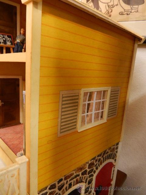 Casas de Muñecas: Casa de muñecas. Años 60. - Foto 5 - 47806965