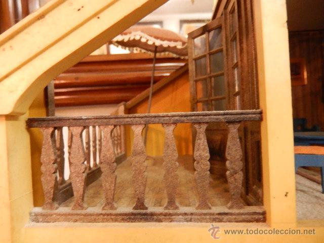 Casas de Muñecas: Casa de muñecas. Años 60. - Foto 9 - 47806965