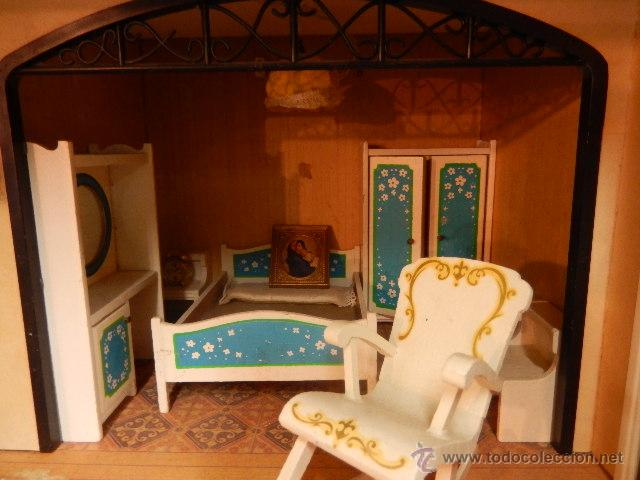 Casas de Muñecas: Casa de muñecas. Años 60. - Foto 12 - 47806965