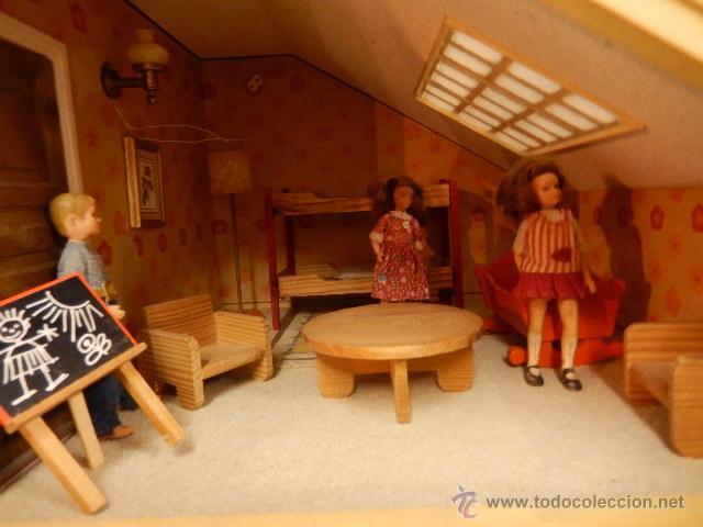 Casas de Muñecas: Casa de muñecas. Años 60. - Foto 13 - 47806965
