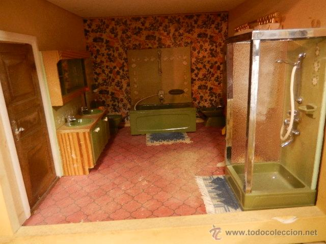 Casas de Muñecas: Casa de muñecas. Años 60. - Foto 14 - 47806965